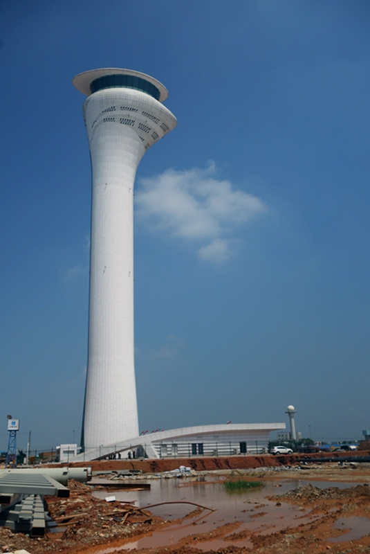 Tianhe airport control tower of lightweight partition project