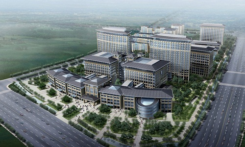 Hubei province people's hospital of eastern hospital of lightweight partition project